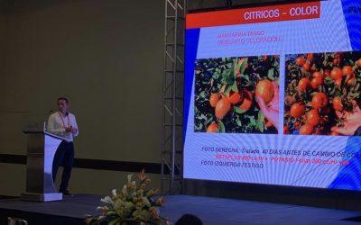 Participación X Seminario Internacional de Citricos en Perú